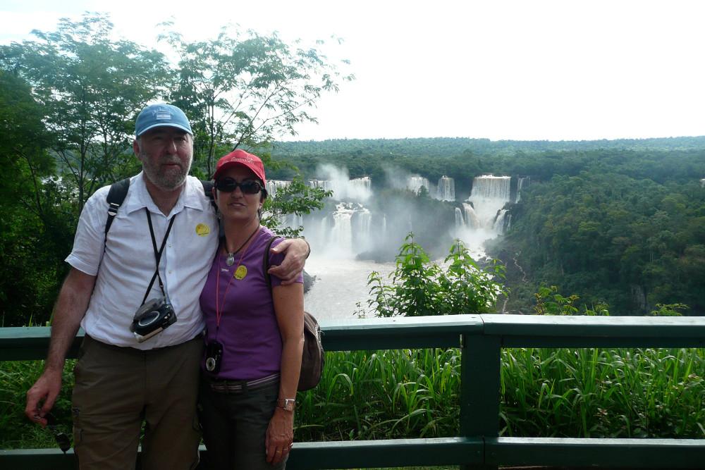 Cataratas de Iguazú (Brasil/Argentina)